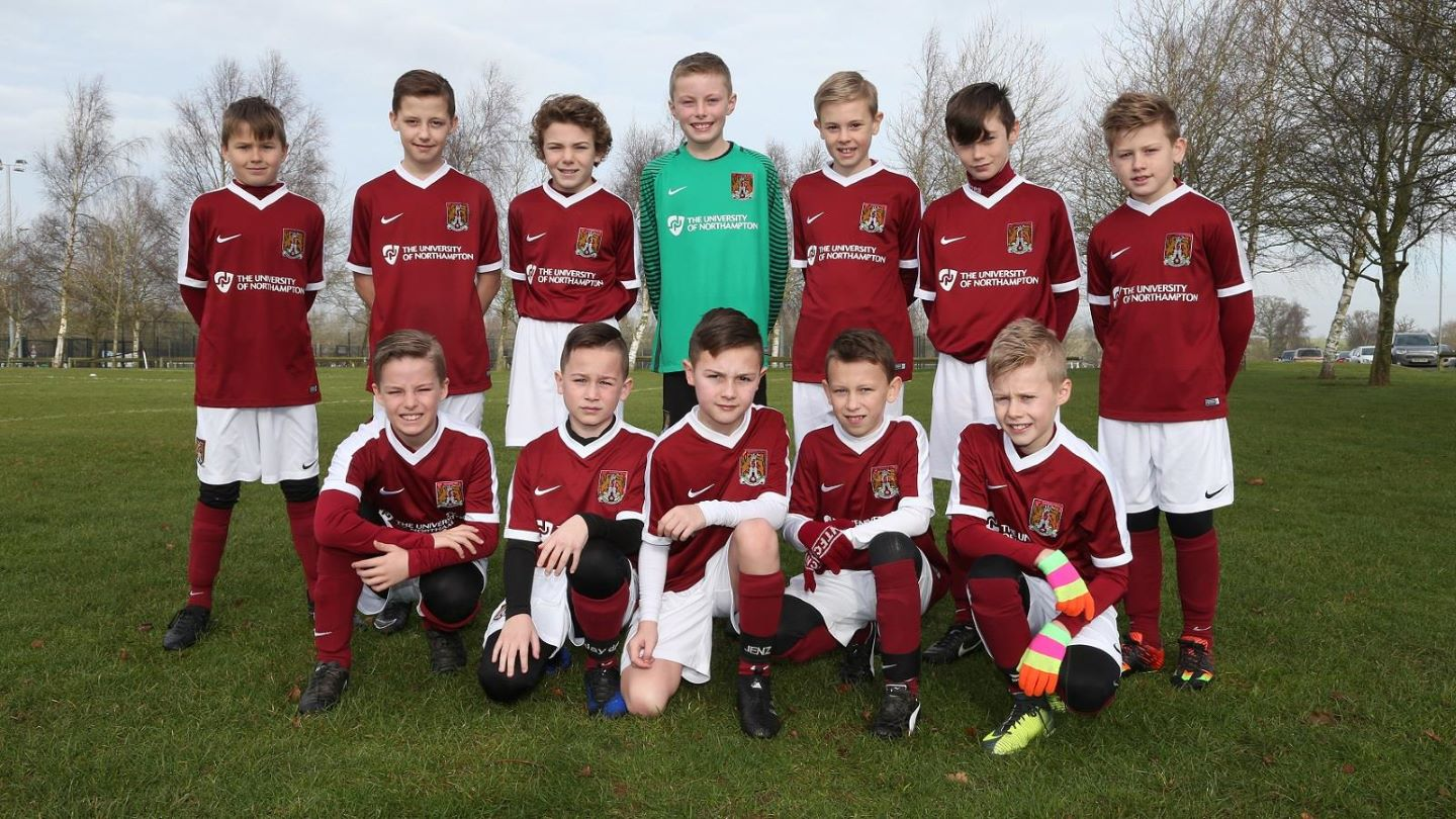 Football Table Game >> PLACES STILL AVAILABLE AT ACADEMY OPEN TRIALS - News - Northampton Town