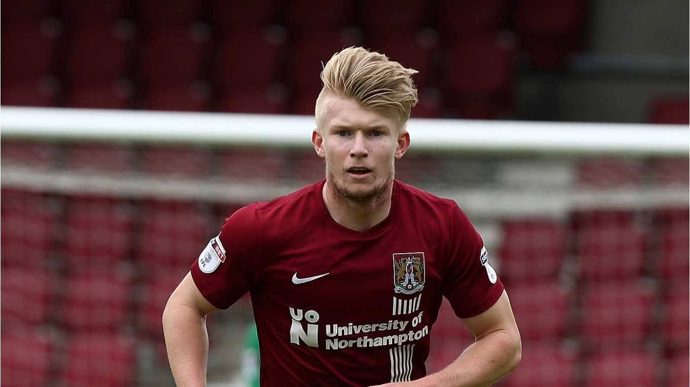 GEORGE SMITH SIGNS FOR CHESTERFIELD - News - Northampton Town