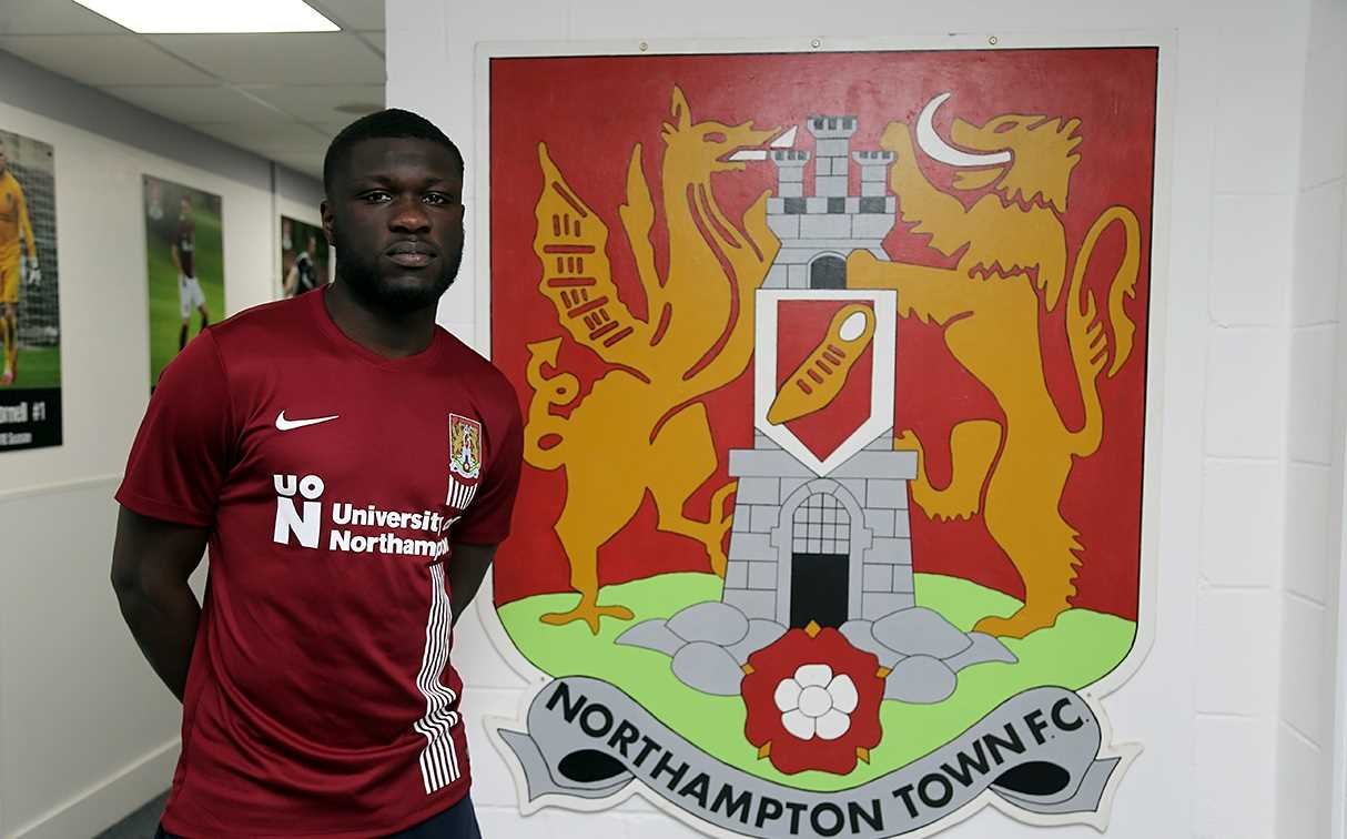 STRIKER KEVIN LUCKASSEN SIGNS SHORT TERM CONTRACT WITH THE CLUB - News -  Northampton Town