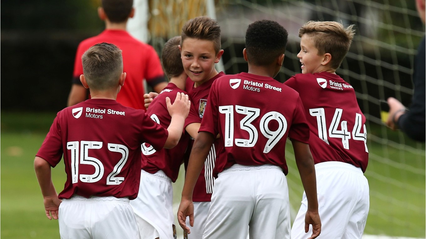 Image result for northampton town fc academy