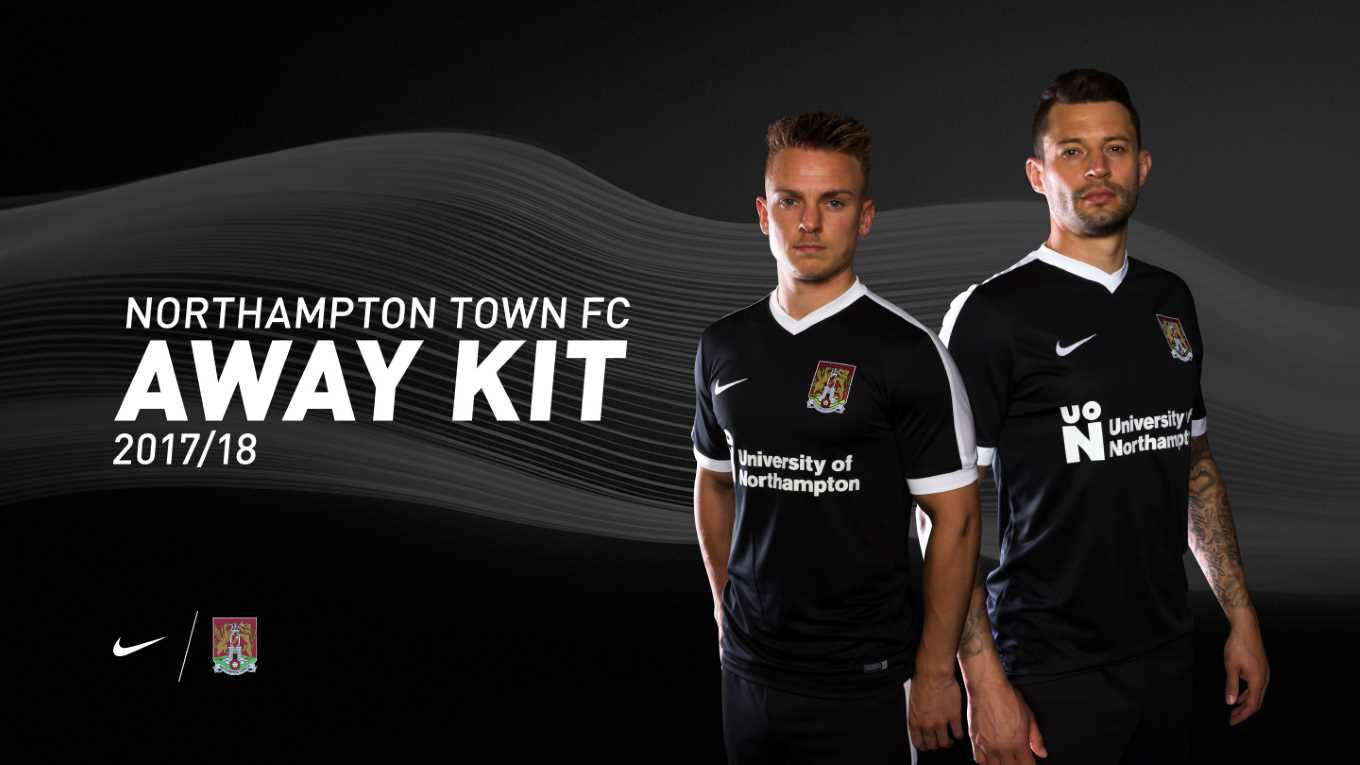 43585217d11 THE NEW 2017 18 AWAY KIT IS NOW ON SALE IN STORE - News ...