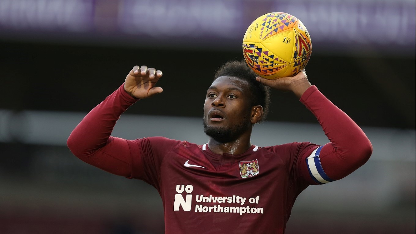 INTERNATIONAL AND LOAN ROUND UP - News - Northampton Town INTERNATIONAL AND LOAN ROUND UP - 웹