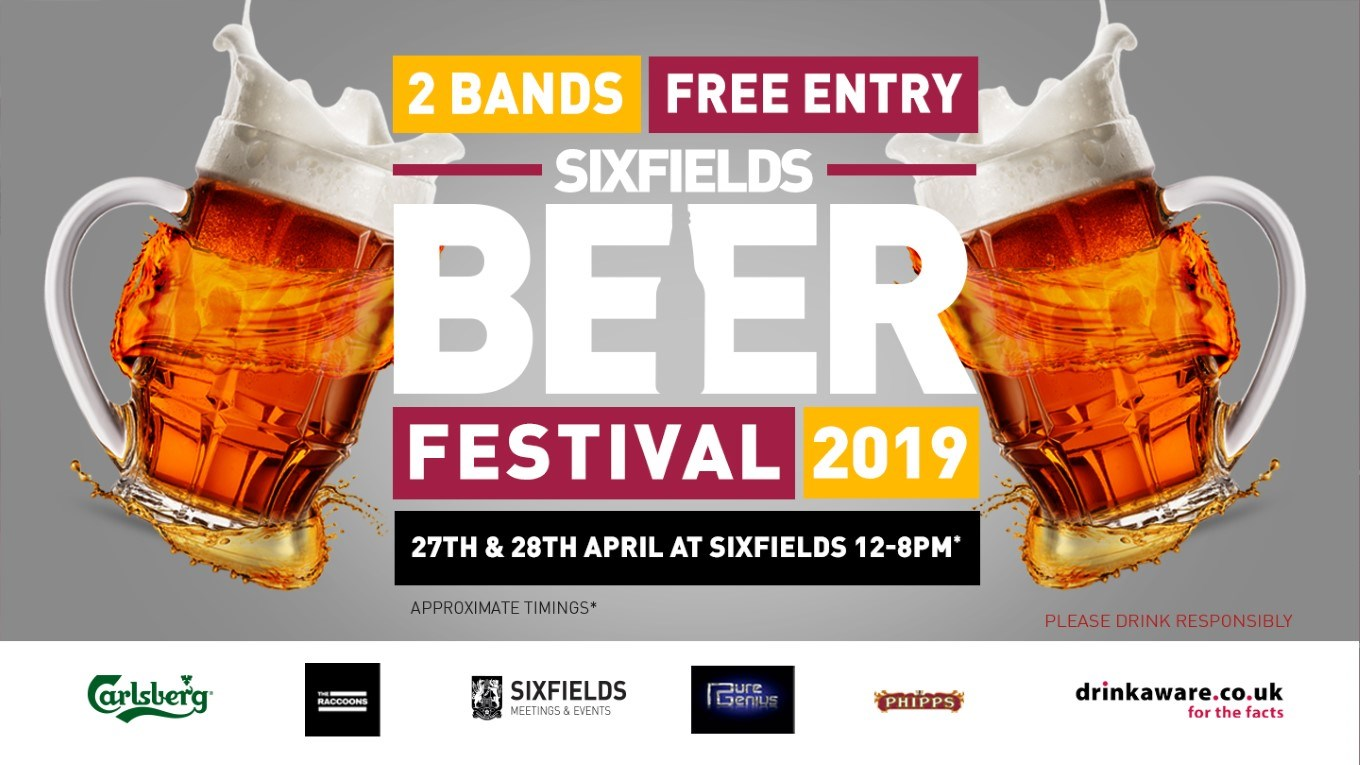 770f2c78d THE SIXFIELDS BEER FESTIVAL 2019 - News - Northampton Town