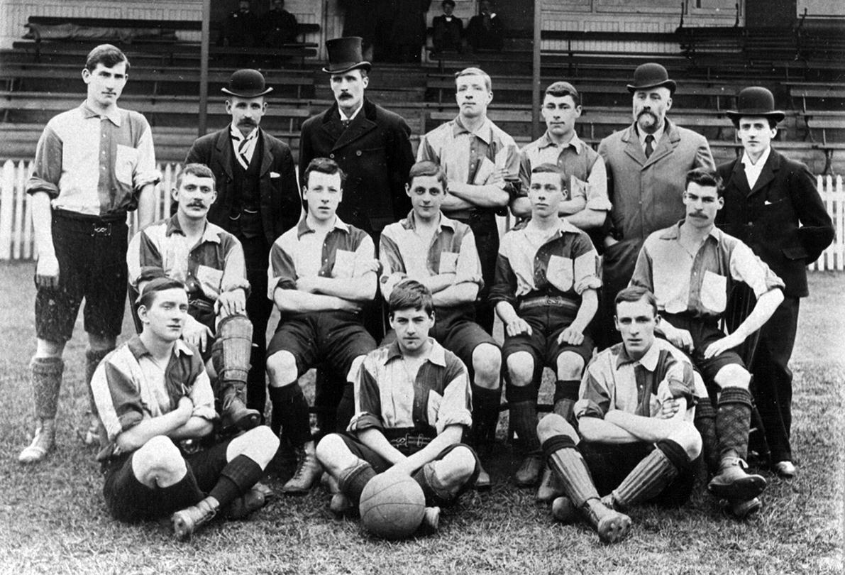 3e07cfa63 Club history - Northampton Town