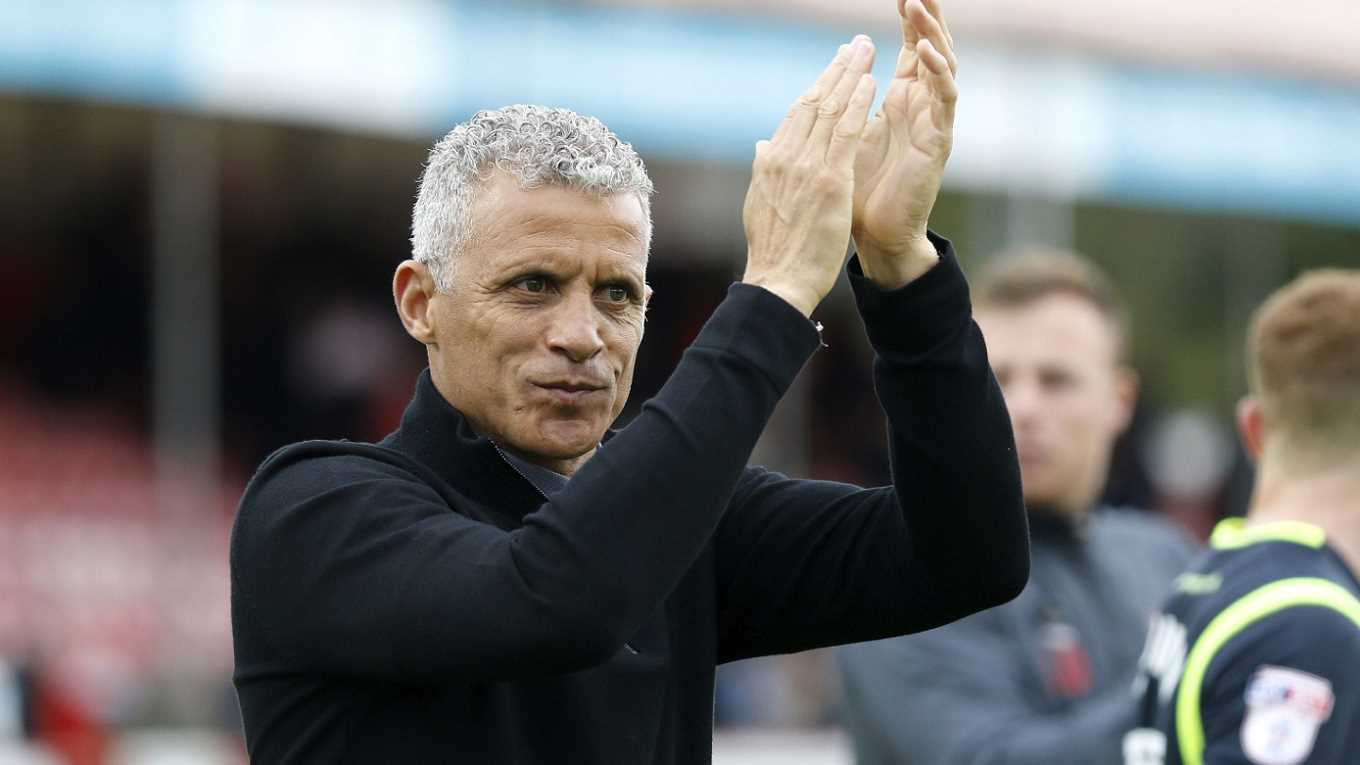 KEITH CURLE APPOINTED NORTHAMPTON TOWN MANAGER - News - Northampton Town
